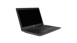 HP ZBook 15 G2 (szépséghibás) laptop