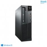 Lenovo ThinkCentre M92p SFF számítógép + Windows 10 Home