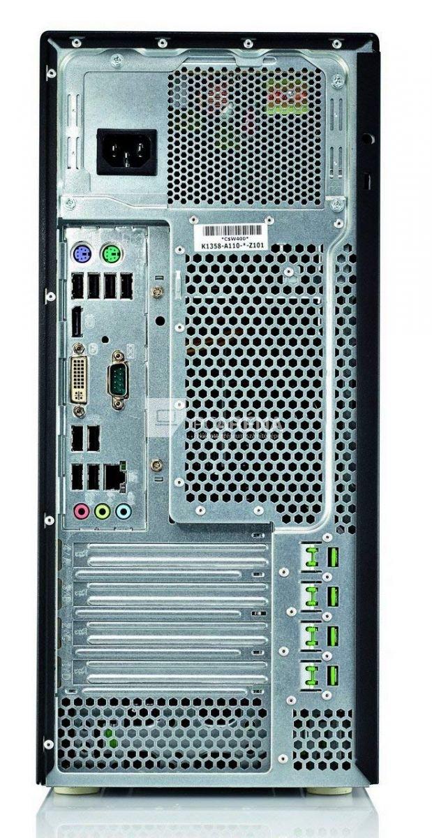 Fujitsu Celsius W410 T számítógép
