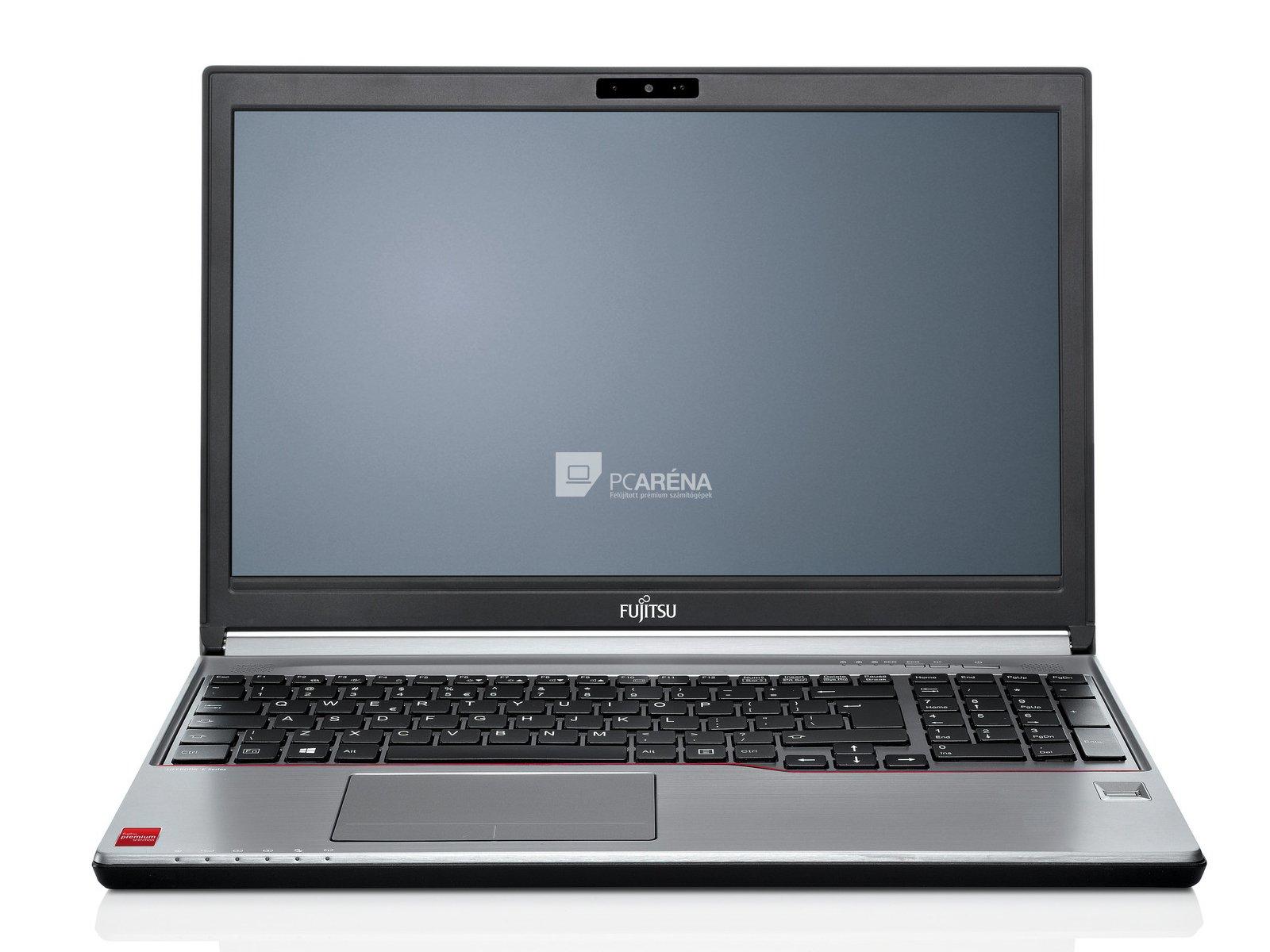 Fujitsu LifeBook E754 laptop