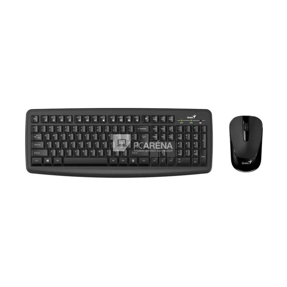 Genius Wireless Smart KM-8100 USB billentyűzet + egér magyar USB