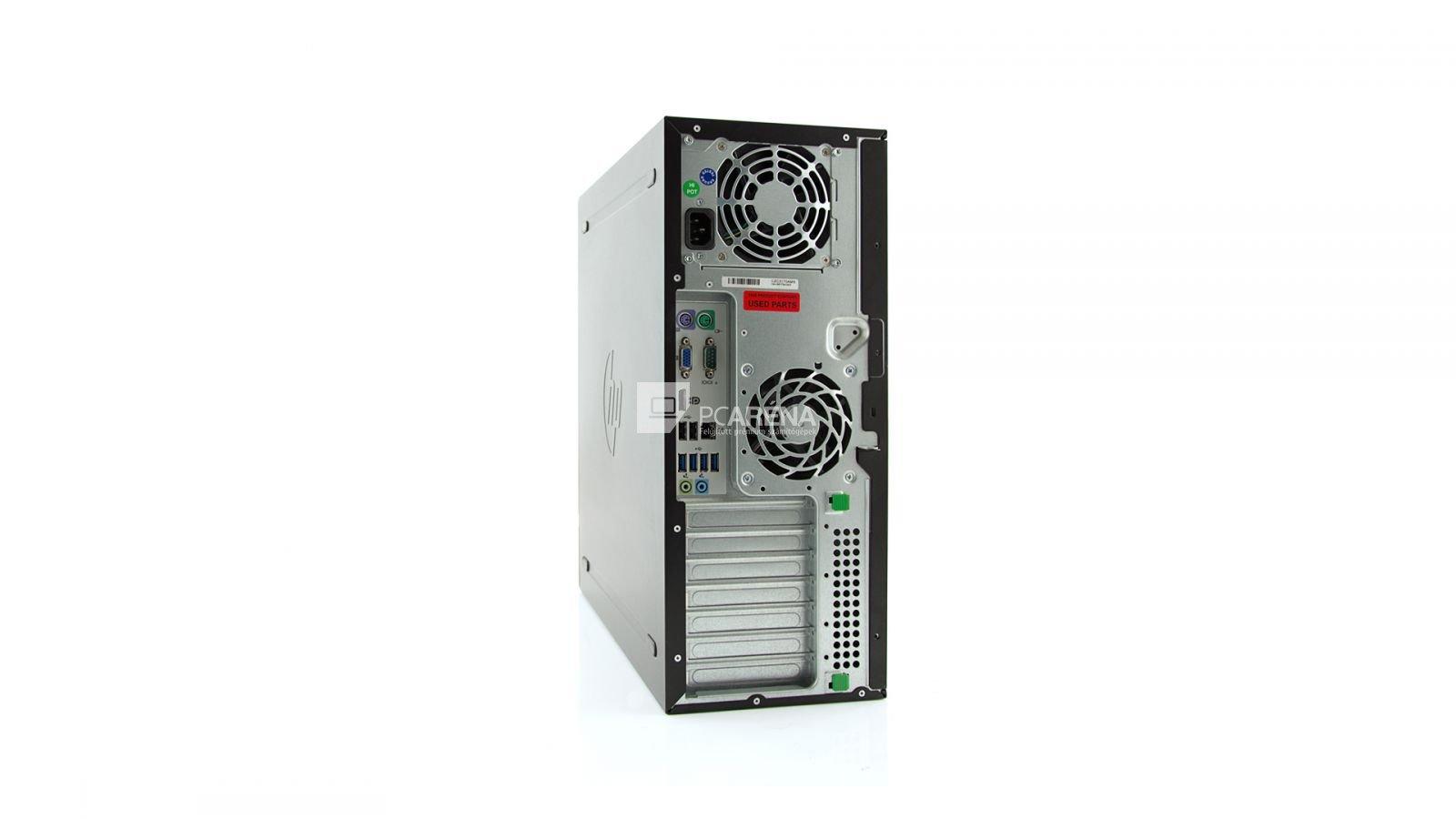 HP Compaq Elite 8300 CMT számítógép