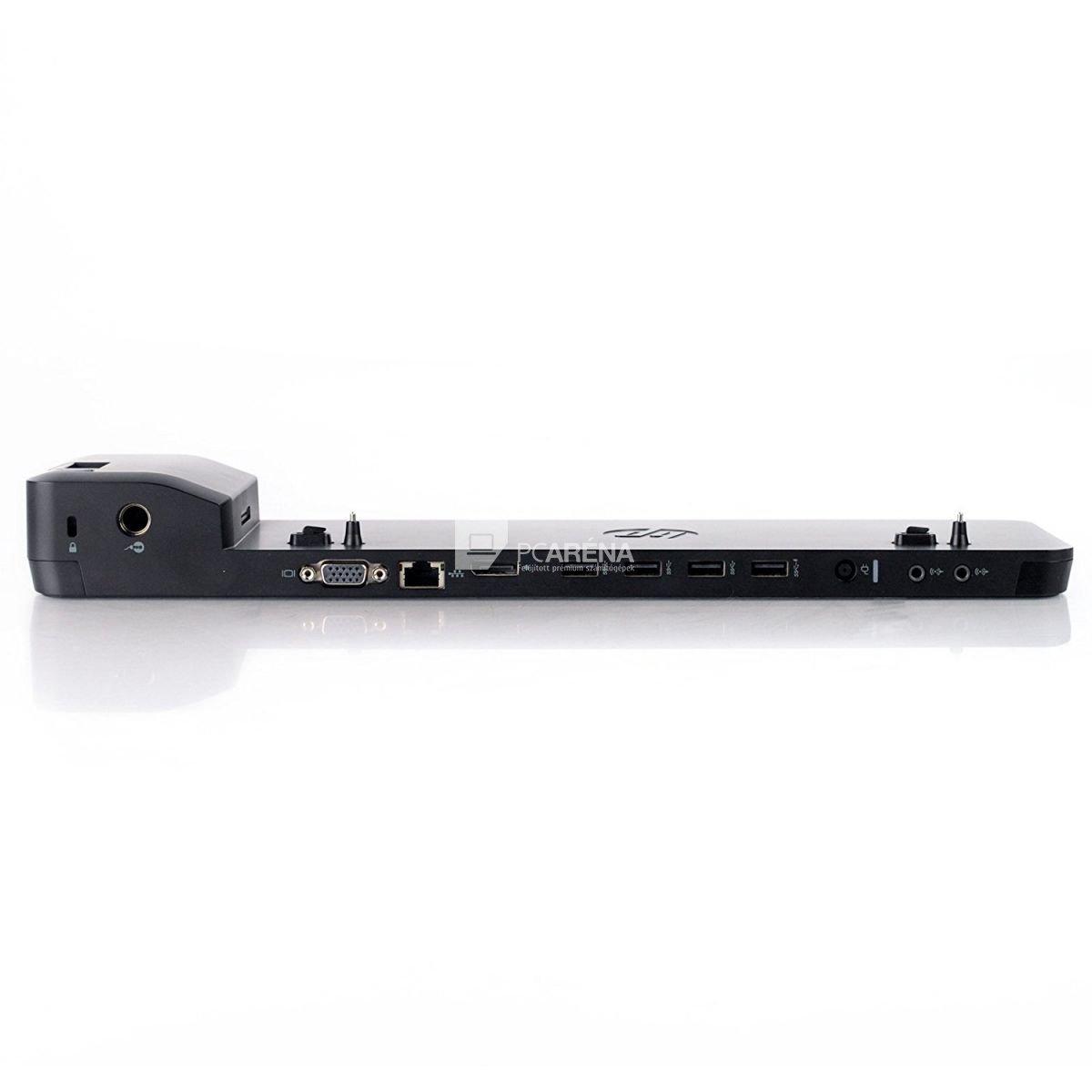 HP UltraSlim Docking Station (HP-IX10) dokkoló + Adapter