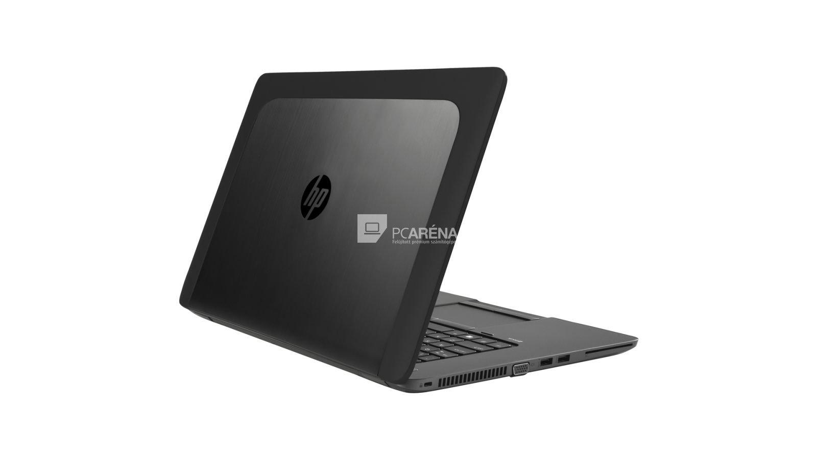 HP ZBook 15 laptop