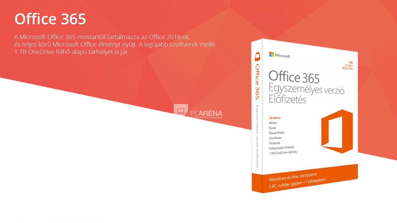 Microsoft Office 365 Irodai szoftvercsomag