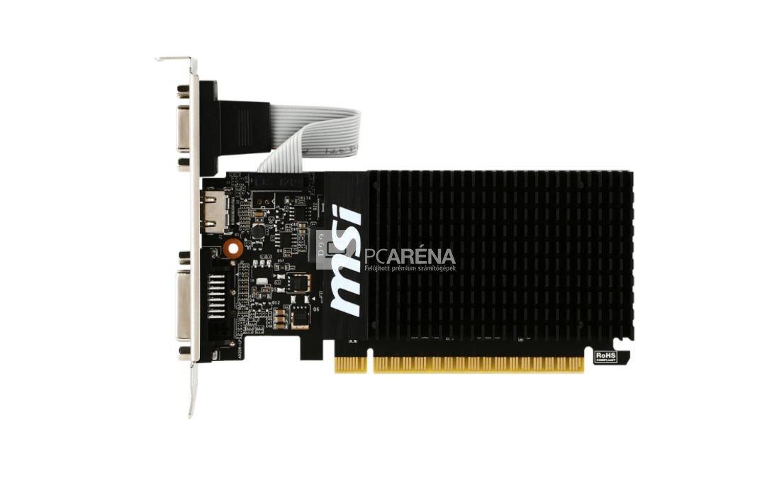 MSI GeForce GT 710 (2GB) GDDR3 64bit (2048 MB)