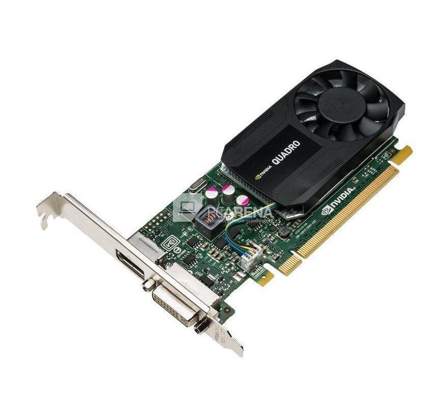 nVidia Quadro K620 (2048 MB)